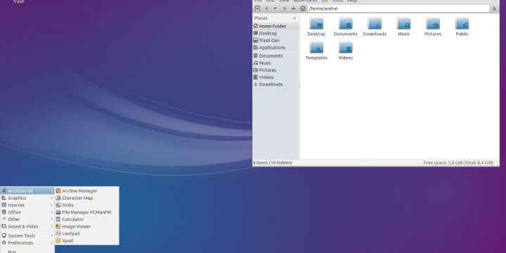 Lubuntu 10. 10 beta is open now.