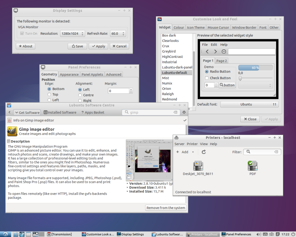 lubuntu – lightweight, fast, easier